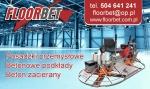 Ogłoszenia naszraciborz.pl: Floorbet | posadzki przemysłowe