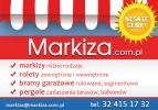 Ogłoszenia naszraciborz.pl: Rolety zewnętrzne, Żaluzje, Markizy – producent Racibórz