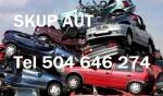 Ogłoszenia naszraciborz.pl: Wodzisław Auto-Skup Kasacja Złomowanie 504 646 274 Najlepsze ceny Dojazd do klienta Całodobowo 7 DNI