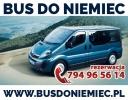 Ogłoszenia naszraciborz.pl: Bus do Niemiec - BEZ PRZESIADEK , BEZ OPŁAT ZA NADBAGAŻ