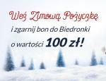 Ogłoszenia naszwodzislaw.com: Pożyczka Zimowa przez Internet - oferta specjalna