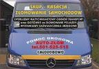 Ogłoszenia naszraciborz.pl: Auto-złom skup kasacja W-w Śl.24/h tel.501-525-515