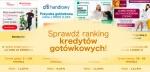 Ogłoszenia naszraciborz.pl: Kredyty gotówkowe od banków - ranking