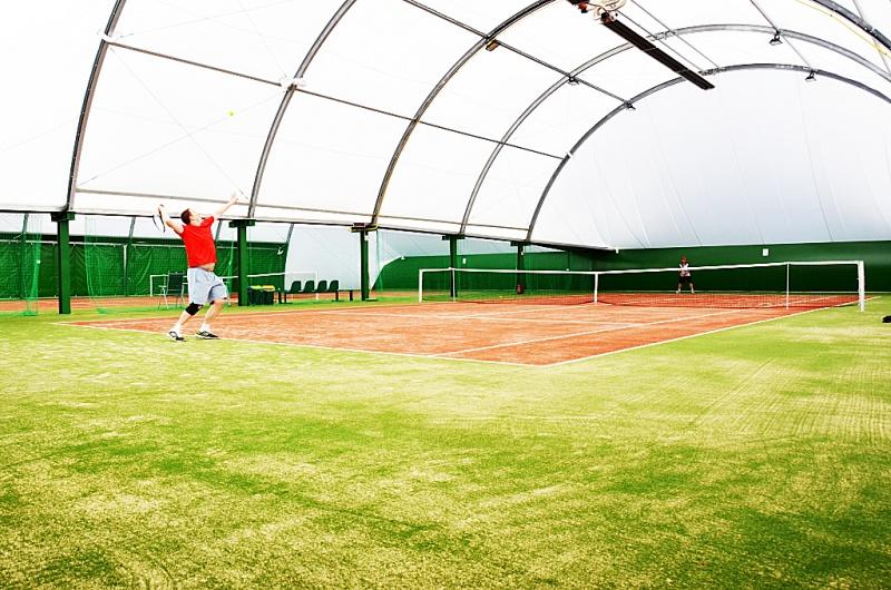 Ogromny Korty tenisowe przy Bogumińskiej – już otwarte! - Nasz Wodzisław MK78