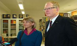 Przywieźli z Niemiec 14 kartonów książek - Serwis informacyjny z Wodzisławia Śląskiego - naszwodzislaw.com