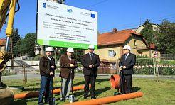 Budowa na wielu frontach - Serwis informacyjny z Wodzisławia Śląskiego - naszwodzislaw.com