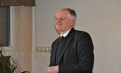 Jarosław Gowin w Wodzisławiu  - Serwis informacyjny z Wodzisławia Śląskiego - naszwodzislaw.com