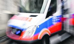 Młoda dziewczyna zasłabła w Pszowie. Pomogli jej dopiero celnicy  - Serwis informacyjny z Wodzisławia Śląskiego - naszwodzislaw.com