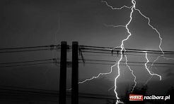 Ostrzeżenie meteorologiczne. BURZA - Serwis informacyjny z Wodzisławia Śląskiego - naszwodzislaw.com