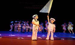 Przedszkolaki szalały na scenie - Serwis informacyjny z Wodzisławia Śląskiego - naszwodzislaw.com