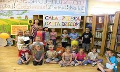 Książka jest od tego by bawić się na całego - Serwis informacyjny z Wodzisławia Śląskiego - naszwodzislaw.com