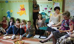 Dorośli czytali dzieciom - Serwis informacyjny z Wodzisławia Śląskiego - naszwodzislaw.com
