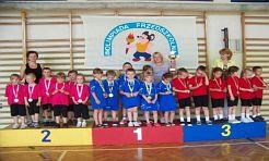 XIV Sportowa Olimpiada Przedszkolna - Serwis informacyjny z Wodzisławia Śląskiego - naszwodzislaw.com