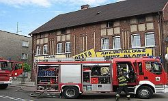 55-latek zginął w pożarze - Serwis informacyjny z Wodzisławia Śląskiego - naszwodzislaw.com