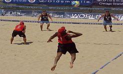 Mistrzostwa w siatkówce plażowej - Serwis informacyjny z Wodzisławia Śląskiego - naszwodzislaw.com
