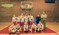 Pewne zwycięstwo młodych koszykarzy - Serwis informacyjny z Wodzisławia Śląskiego - naszwodzislaw.com