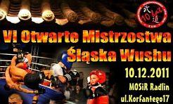 Mistrzostwa Wushu w Radlinie - Serwis informacyjny z Wodzisławia Śląskiego - naszwodzislaw.com