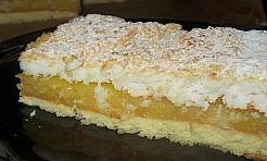 Ciasto ananasowo-kokosowe - Serwis informacyjny z Wodzisławia Śląskiego - naszwodzislaw.com