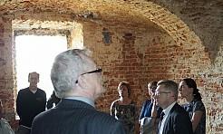 Radni oglądali postępy prac przy rewitalizacji - Serwis informacyjny z Wodzisławia Śląskiego - naszwodzislaw.com