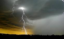 Uwaga! IMiGW ponownie ostrzega przed burzami! - Serwis informacyjny z Wodzisławia Śląskiego - naszwodzislaw.com