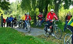 """""""Z rowerem po zdrowie"""" – czyli rajd rowerowy w Pszowie - Serwis informacyjny z Wodzisławia Śląskiego - naszwodzislaw.com"""