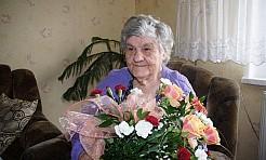 Gertruda Stabla z Godowa świętowała 90 urodziny - Serwis informacyjny z Wodzisławia Śląskiego - naszwodzislaw.com