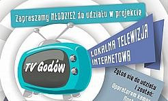 Ty też możesz zostać redaktorem. Rusza TV Godów! - Serwis informacyjny z Wodzisławia Śląskiego - naszwodzislaw.com