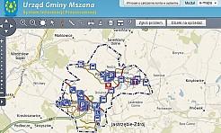 W Mszanie ruszył portal mapowy - Serwis informacyjny z Wodzisławia Śląskiego - naszwodzislaw.com