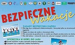 Trwa akcja Bezpieczne wakacje! - Serwis informacyjny z Wodzisławia Śląskiego - naszwodzislaw.com