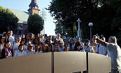 Turyści z Izraela w Mszanie - Serwis informacyjny z Wodzisławia Śląskiego - naszwodzislaw.com