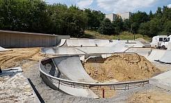 Uwaga! W nocy będą prowadzone prace na skate parku  - Serwis informacyjny z Wodzisławia Śląskiego - naszwodzislaw.com