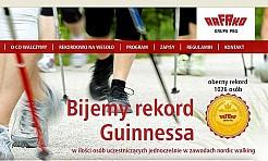 Pomóżmy pobić rekord Guinnessa w nordic walking! - Serwis informacyjny z Wodzisławia Śląskiego - naszwodzislaw.com