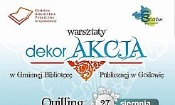 Warsztaty dekorAKCJA!  - Serwis informacyjny z Wodzisławia Śląskiego - naszwodzislaw.com
