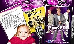 Spełniamy marzenia Oliwki –  zespół Weekend zagra w Wodzisławiu Śl. - Serwis informacyjny z Wodzisławia Śląskiego - naszwodzislaw.com