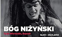 """Spektakl pt. """"Bóg  Niżyński"""" w RCK FENIKS! - Serwis informacyjny z Wodzisławia Śląskiego - naszwodzislaw.com"""