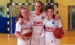 Koszykarki ŻKK Olimpia Wodzisław Śląski pokonały ekipę MTS Ikar Niepołomice - Serwis informacyjny z Wodzisławia Śląskiego - naszwodzislaw.com