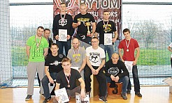 Drużyna Octagon Team na MMA-Hadaka Waza w Bytomiu - Serwis informacyjny z Wodzisławia Śląskiego - naszwodzislaw.com
