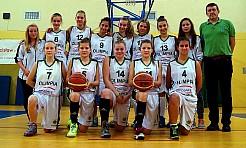 Koszykarki ŻKK Olimpia Wodzisław Śląski zwyciężyły w kolejnym meczu  - Serwis informacyjny z Wodzisławia Śląskiego - naszwodzislaw.com