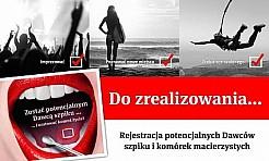 Dwa Wymazy & Do Bazy! Zarejestruj się jako potencjalny Dawca szpiku - Serwis informacyjny z Wodzisławia Śląskiego - naszwodzislaw.com