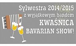 Zabawa sylwestrowa z zespołem Kwaśnica Bavarian Show! - Serwis informacyjny z Wodzisławia Śląskiego - naszwodzislaw.com