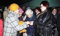 Wodzisławianie po raz ósmy przełamali się opłatkiem - Serwis informacyjny z Wodzisławia Śląskiego - naszwodzislaw.com