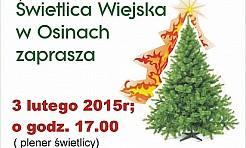 W Osinach będą palić choinki  - Serwis informacyjny z Wodzisławia Śląskiego - naszwodzislaw.com