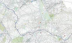 Budowa Drogi Głównej Południowej zablokowana przez… żaby - Serwis informacyjny z Wodzisławia Śląskiego - naszwodzislaw.com