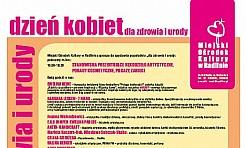Dzień kobiet dla zdrowia i urody w Radlinie  - Serwis informacyjny z Wodzisławia Śląskiego - naszwodzislaw.com