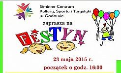 Już 23 maja festyn majowy w Godowie  - Serwis informacyjny z Wodzisławia Śląskiego - naszwodzislaw.com