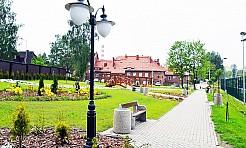 Radlińska Kolonia Emma znów osiedlem-ogrodem! - Serwis informacyjny z Wodzisławia Śląskiego - naszwodzislaw.com