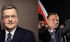 Sondażowe wyniki wyborów: Andrzej Duda 53 proc., Bronisław Komorowski 47 proc. - Serwis informacyjny z Wodzisławia Śląskiego - naszwodzislaw.com
