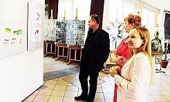 Wybitni znawcy w wodzisławskim Liceum Plastycznym  - Serwis informacyjny z Wodzisławia Śląskiego - naszwodzislaw.com