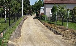 Na ulicy Matki Teresy z Kalkuty trwają prace - Serwis informacyjny z Wodzisławia Śląskiego - naszwodzislaw.com