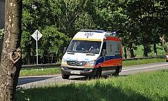 Zmarł mężczyzna ranny we wczorajszym wypadku w Rzuchowie - Serwis informacyjny z Wodzisławia Śląskiego - naszwodzislaw.com